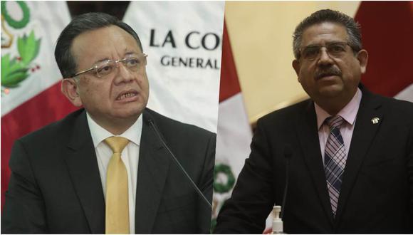 Merino no ha dado respuesta a las solicitudes que le exigen tramitar las acusaciones contra Edgar Alarcón (GEC).