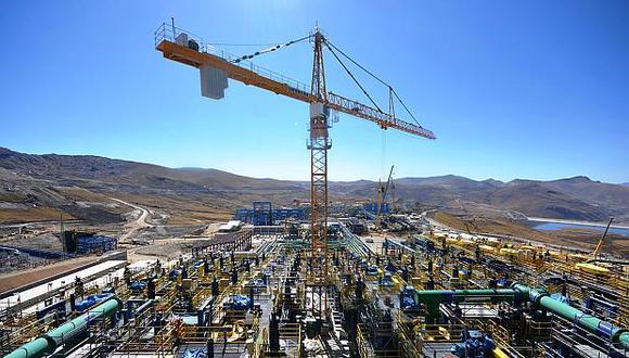La minería concentra el45.6% de la cartera de proyectos de inversión al 2023, señala la Cámara de Comercio de Lima. (Foto: USI)