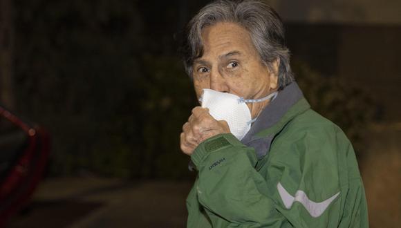 No es la primera vez que Alejandro Toledo incumple con las medidas de arresto domiciliario. (Foto: Archivo de EFE/PETER DASILVA)