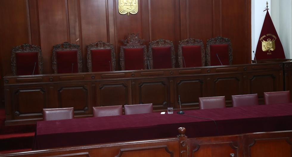 Congreso: Comisión especial revisará este lunes carpetas de postulantes a magistrados del TC