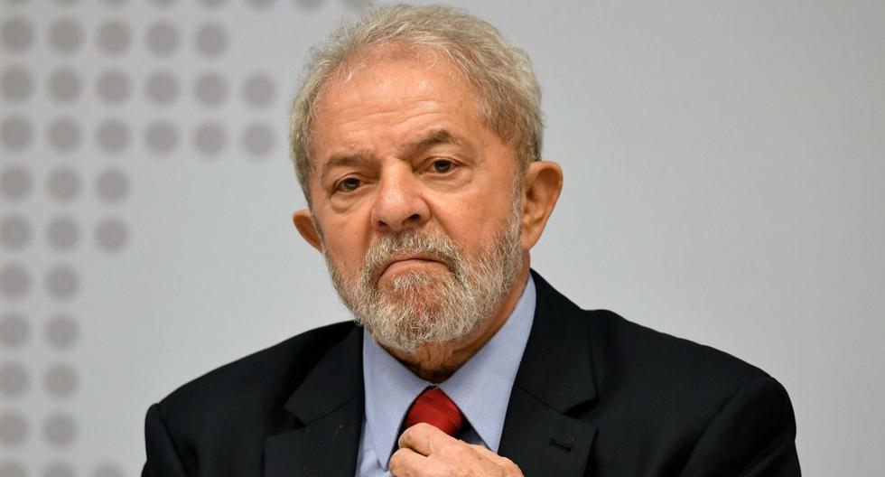 """Menos mal que la naturaleza creó ese monstruo llamado coronavirus"": La frase de Lula que provocó la ira de Brasil. (AFP / EVARISTO SA)"
