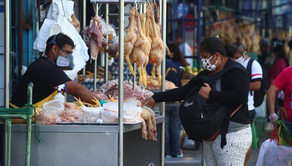 Produce publicó los lineamientos para la regulación del funcionamiento de mercados de abasto y espacios temporales habilitados para el comercio de alimentos. (Foto: Alessandro Currarino/ GEC)