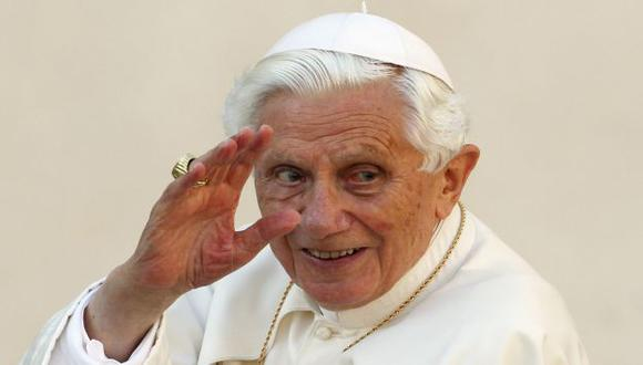 CUENTA REGRESIVA. En dos días, Benedicto XVI dejará formalmente el cargo que asumió en 2005. (Reuters)