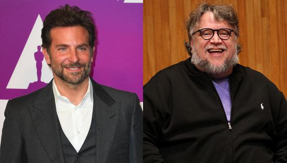 Bradley Cooper y Guillermo del Toro participarán en las charlas de Tribeca. (Foto: AFP)
