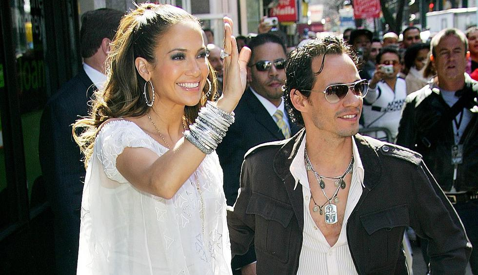 Jennifer Lopez revela cuál es su secreto para su buena relación con Marc Anthony. (Foto: AFP)