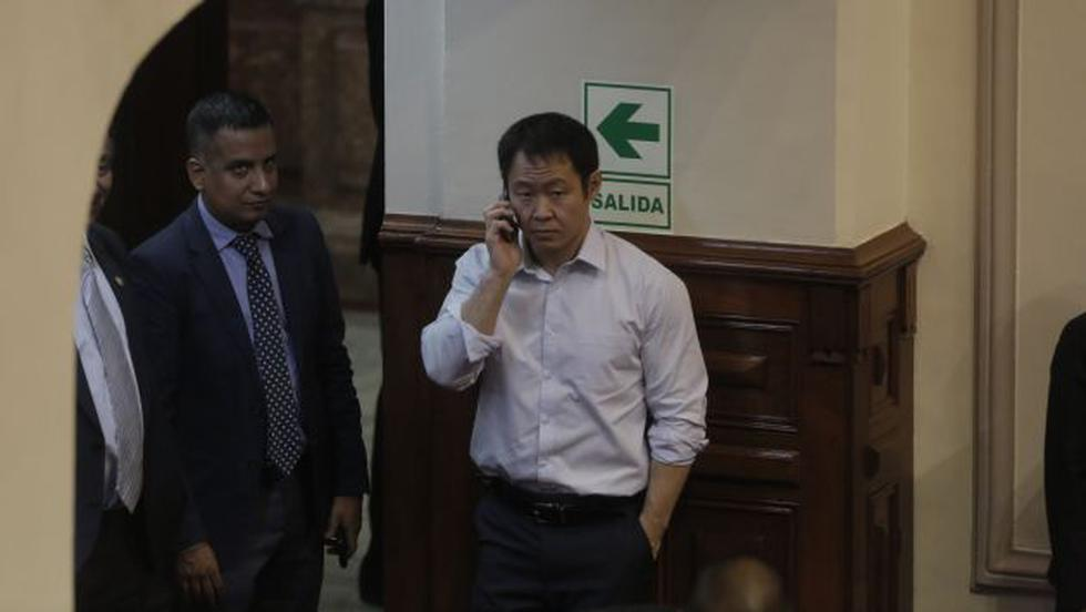 Kenji Fujimori reitera que nunca hubo prebendas en voto contra vacancia (Piko Tamashiro)