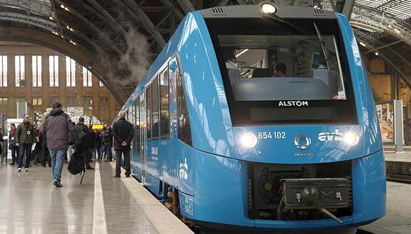 Alstom fabrica los trenes de alta velocidad TGV en Francia, mientras que Siemens produce los ICE en Alemania. (Foto: AFP)