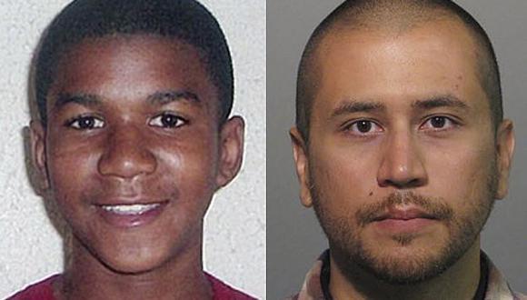 La víctima y su homicida. (AP)