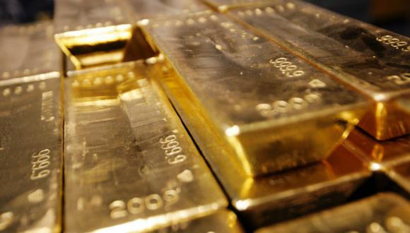 El oro abrió a la baja el martes. (Foto: AFP)
