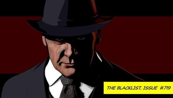 """""""The Blacklist"""" supera al coronavirus convirtiendo a sus actores en dibujos de cómic. (Foto: Instagram)"""
