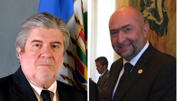 Vacancia para PPK: Emisarios de la OEA ya vienen a Perú para estar presentes en la defensa del presidente. (LuisAlmagro/Perú21)