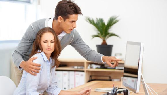 Acoso sexual laboral y hostigamiento (Getty)