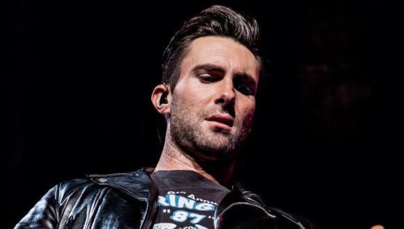 Adam Levine interpretará la canción 'Lost Stars' en los Premios Oscar 2015. (Facebook Adam Levine)