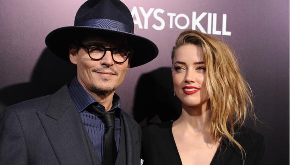 Johnny Depp perdió parte de un dedo tras pelear con Amber Heard, según reveló un nuevo audio. (Foto: AFP)