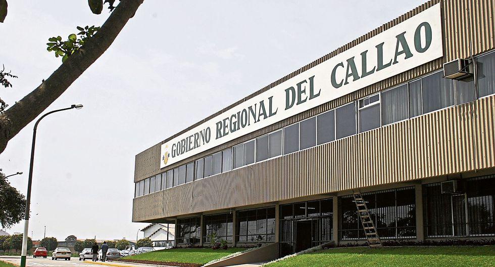 Fiscalía investiga a varios funcionarios del Gobierno Regional del Callao. Incluso al gobernador Félix Moreno. (USI)