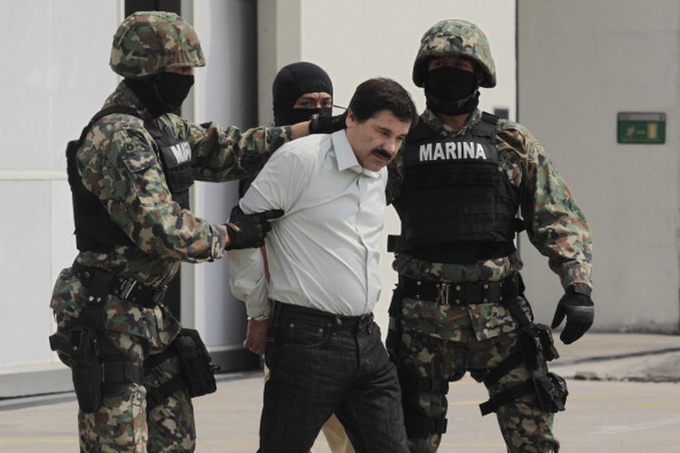 El legendario capo mexicano fue declarado culpable de los 10 delitos de los que era acusado por liderar un imperio criminal que traficó toneladas de drogas a EE.UU. durante 25 años. (Getty)