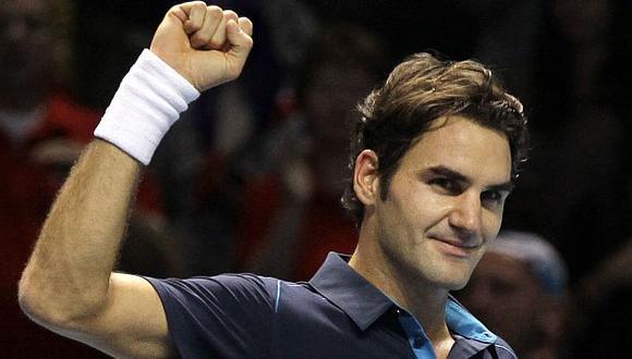 El suizo ya tiene asegurado el número 3 del ranking mundial otra vez. (AP)
