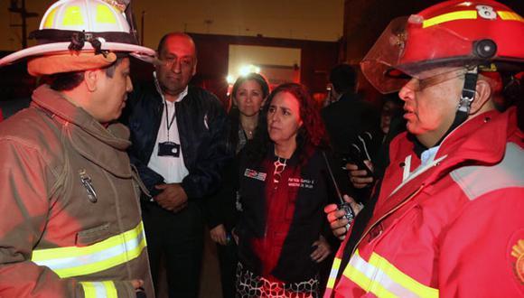 Proveedores asistieron a otro almacen, señaló Ministra de Salud. (Twitter / @Minsa)