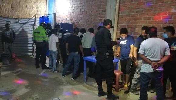 Piura: Noventa y seis paiteños intervenidos el fin de semana por beber en medio del COVID-19 (Foto: Municipalidad de Paita)