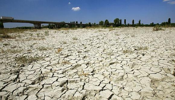 Los suelos del planeta registraron temperaturas más cálidas de lo normal. (AFP)