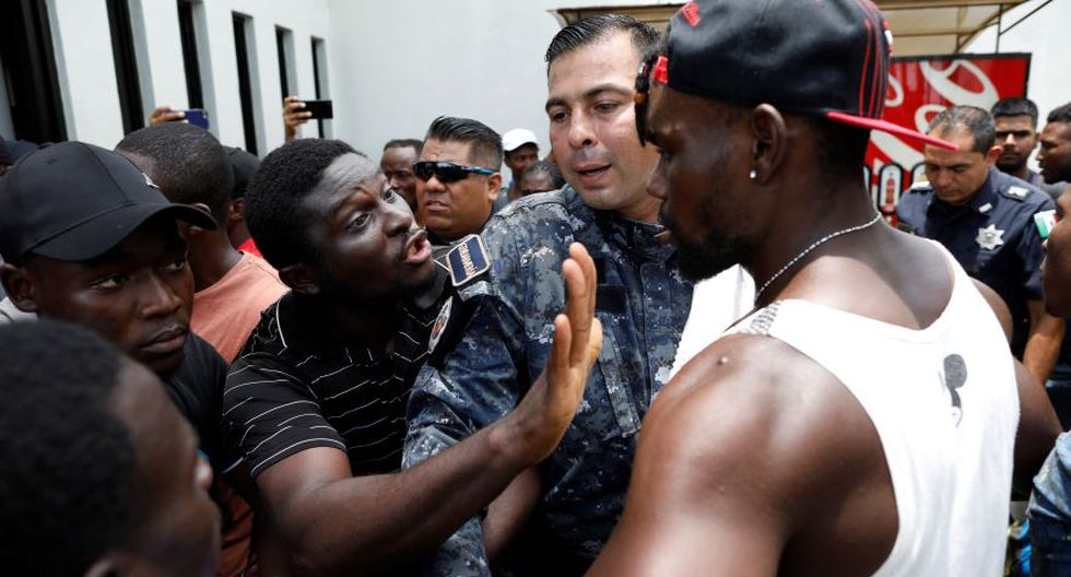 Los guardias en las puertas del centro se negaron a responder preguntas o permitir que un reportero de Reuters hable con su director. (Reuters)