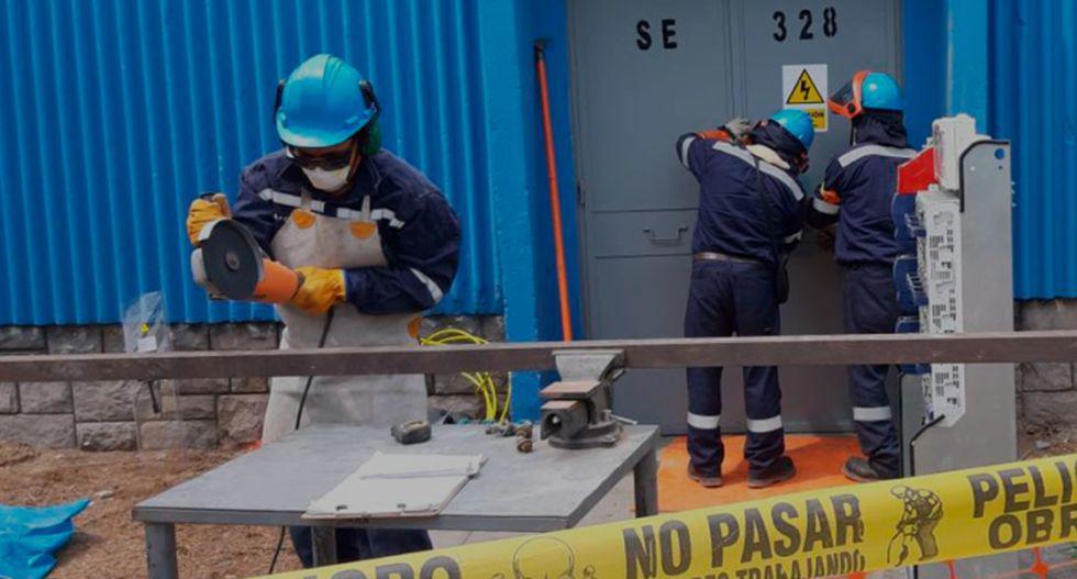 Enel programa cortes de luz en más de 15 distritos de Lima y Callao