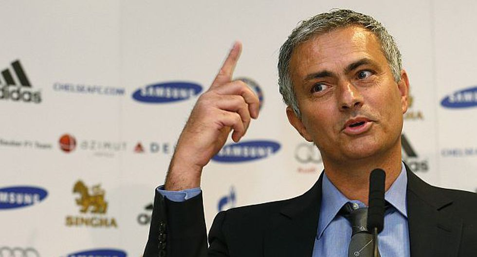 "José Mourinho se jactó de haber entrenado al ""verdadero"" Ronaldo. (Reuters)"
