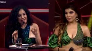 "Janet Barboza a Maria Grazia Polanco: ""Me he aburrido con tu show"""