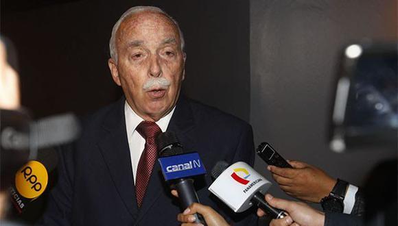 """Tubino consideró que la """"mejor salida"""" es que el Ejecutivo retire el proyecto de adelanto de elecciones o se archive (Foto: GEC)"""