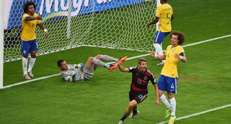 Los brasileños difícilmente olvidarán la derrota por 7-1 ante Alemania. (AFP)