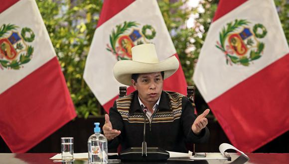 Pedro Castillo tiene permitido su estadía fuera del Perú hasta el 22 de setiembre. (Foto: Presidencia Perú)