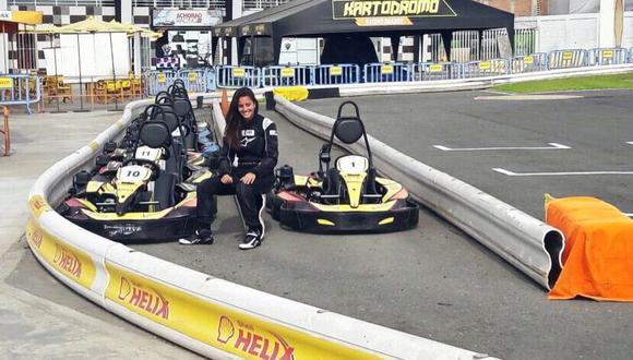 El kartismo es una disciplina del automovilismo que se practica con pequeños vehículos llamados karts sobre circuitos llamados kartódromos. (Difusión)