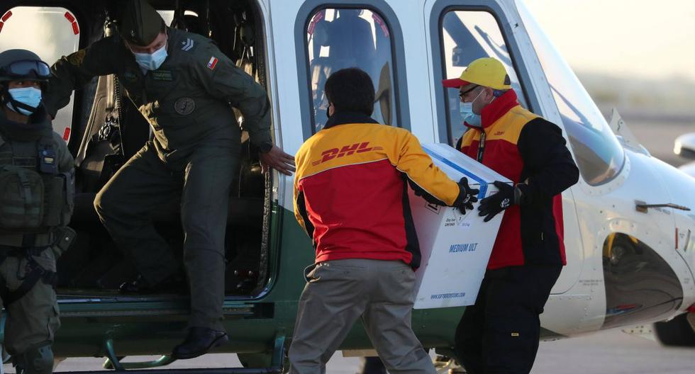 El país austral se convirtió el pasado diciembre en uno de los primeros de América Latina en recibir un cargamento de Pfizer/BioNTech y el segundo en iniciar el proceso de vacunación después de México. (Foto: REUTERS/Ivan Alvarado).