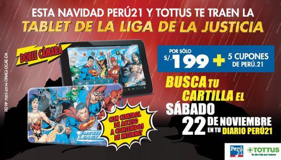 Mayor información a los teléfonos (01) 207-3660 / (01) 713-2200. (Perú21)