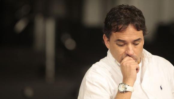 En solo dos días, Martínez pasó de ser la mano derecha del alcalde del Callao a ser un implicado en 'chuponeo'. (Perú21)