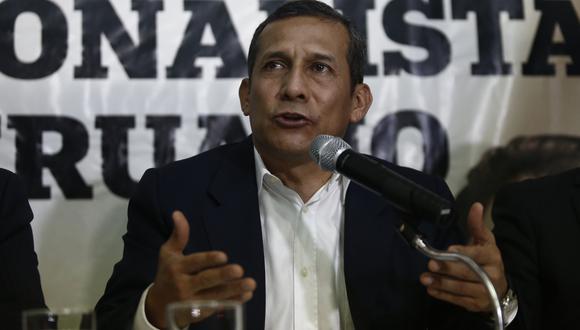 Ollanta Humala (Perú21)