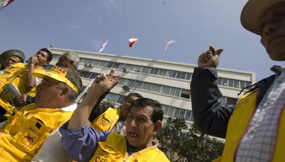 ¿OTRO ENGAÑO? Fonavistas afiliados a la asociación podrían quedar fuera del padrón oficial. (Fidel Carrillo)