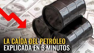 La caída del petróleo explicada en 3 minutos