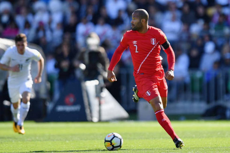 Alberto Rodríguez fue una de las piezas claves de la selección para clasificar al Mundial. (Getty Images)
