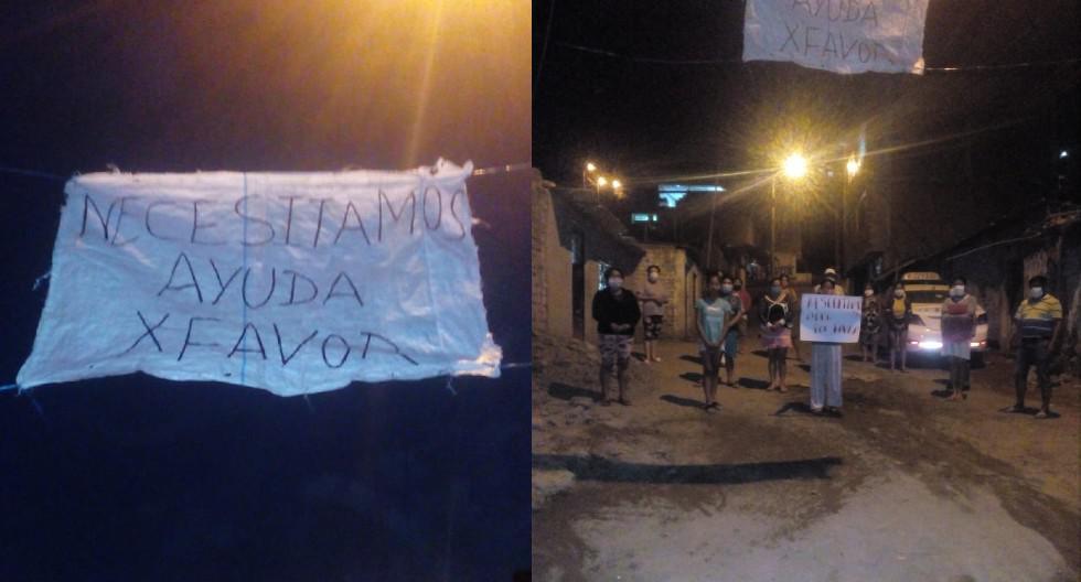 Familia trujillana afectada por huaico y COVID-19 : 'Necesitamos ayuda por favor'.