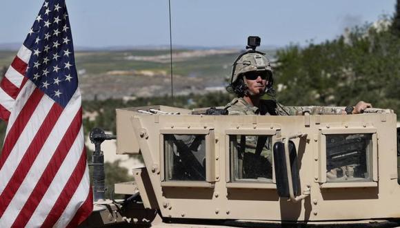 Estados Unidos indicó que están dispuestos a permanecer en Siria hasta la completa derrota de Estado Islámico. | Foto: AP / Referencial