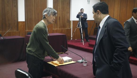 Alberto Fujimori busca un resquicio legal para salir de prisión; su condena vence en el 2032. (Luis Gonzales)