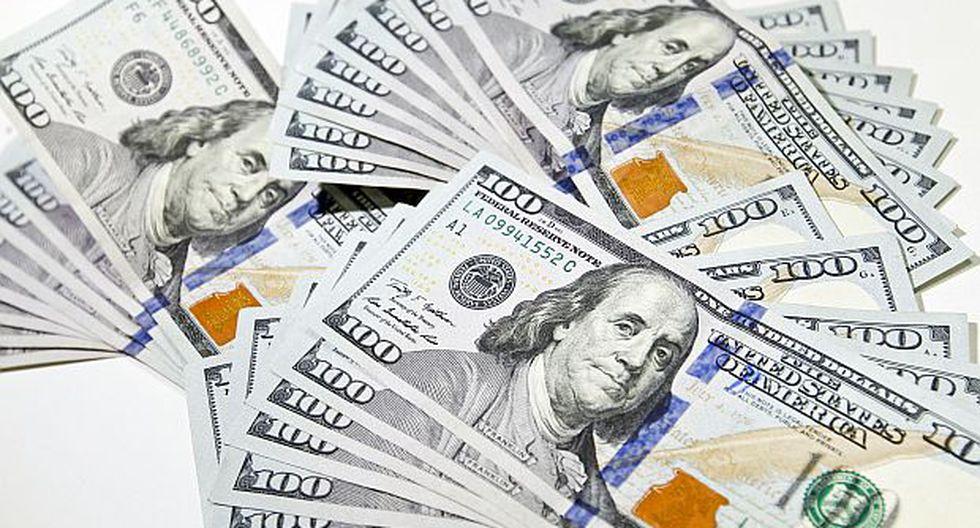 Hoy el dólar se vendía hasta enS/3.391 en los principales bancos de la ciudad. (Foto: GEC)