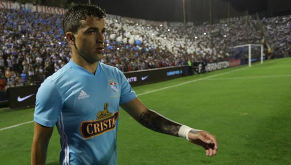 Gabriel Costa debutó con la camiseta de Rocha de Uruguay (Foto: GEC).
