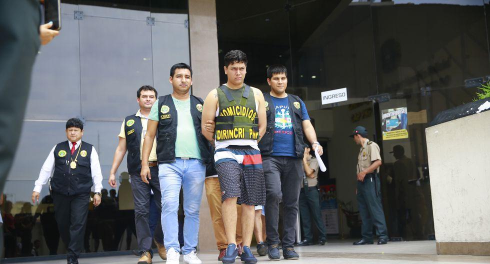 Satanás, el sicario venezolano detenido el año pasado. (Foto: GEC)