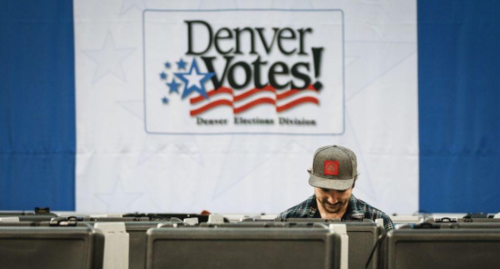 La llamada Iniciativa 301, donde el No tenía el 54 % de los votos emitidos en el conteo inicial, se impuso al final por una diferencia de 2.000 votos. (Foto: AFP)