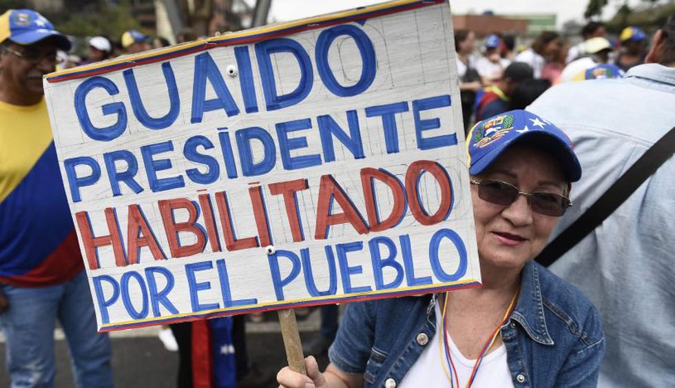 Venezuela: Chavismo y oposición salen a las calles en medio de apagones. (Foto: AFP)
