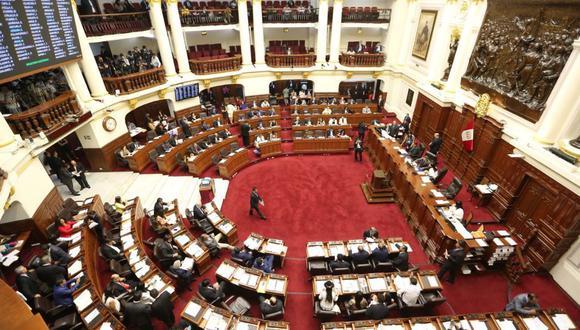 Pleno del Congreso admite pedido de vacancia a PPK (Twitter: @congresoperu)