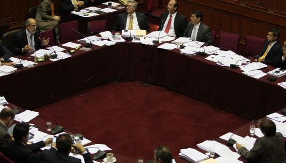 Parlamentarios discutieron el tema por varias horas. (USI)