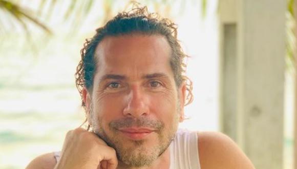 Actor Gregorio Pernia (Foto: Instagram @gregoriopernia)